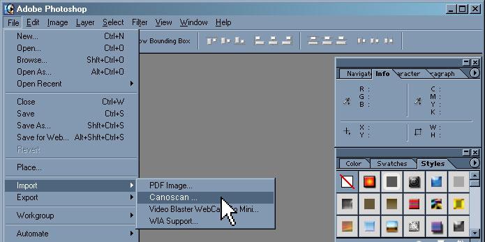 программы для работы со сканером: